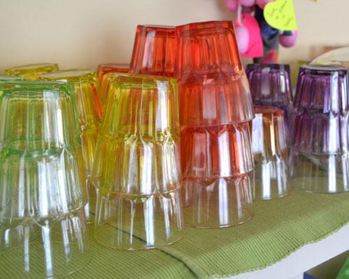 altri bicchieri