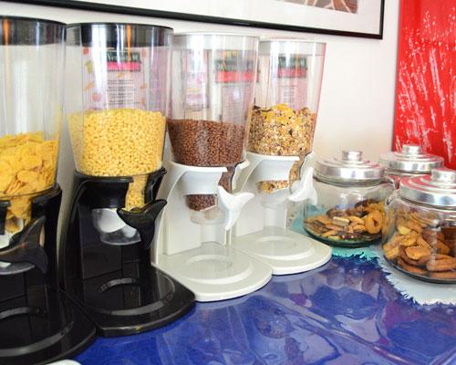 cereali biscotti